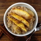 Pear & Apple Steel Cut Oats