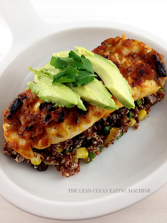 Clean Eating Cinco De Mayo Recipe Guide - The Lean Clean Eating ...