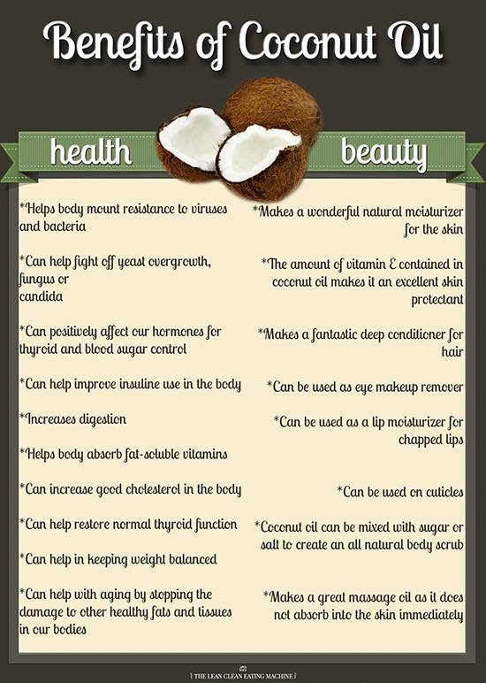 23 Amazing Coconut Oil Uses That Benefit Skin and Hair
