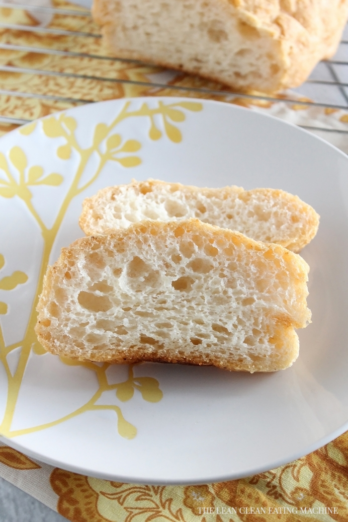 Incredible Gluten Free French Bread