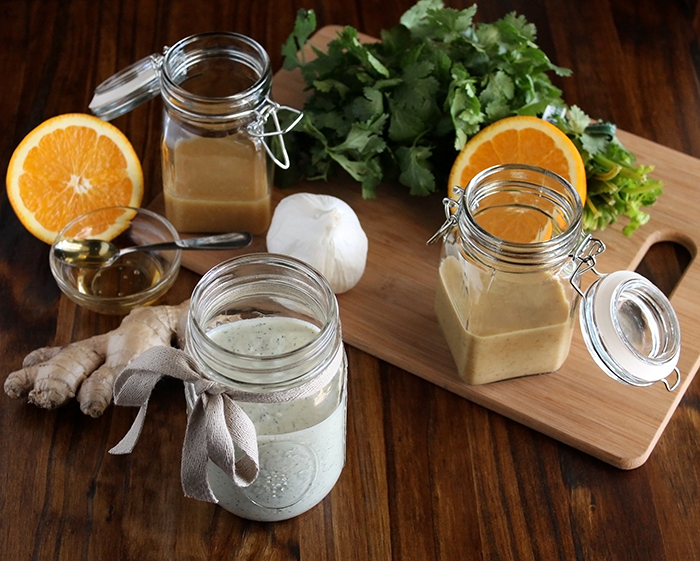Clean Eating Salad Dressing Recipes