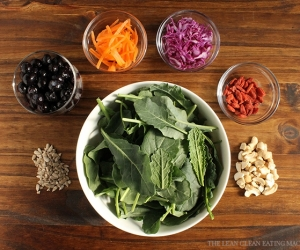 Under 400 Superfood Salad