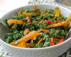 Thai Kale Salad